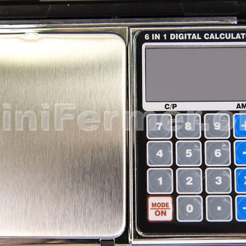 Карманные весы электронные
