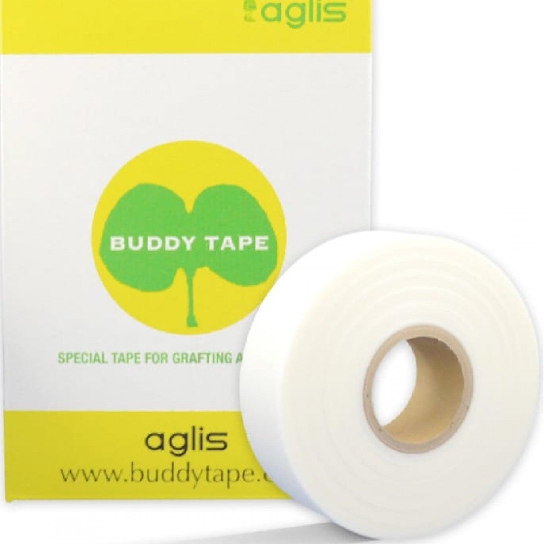 Прививочная лента Buddy Tape без перфорации 5 метров, 25 мм