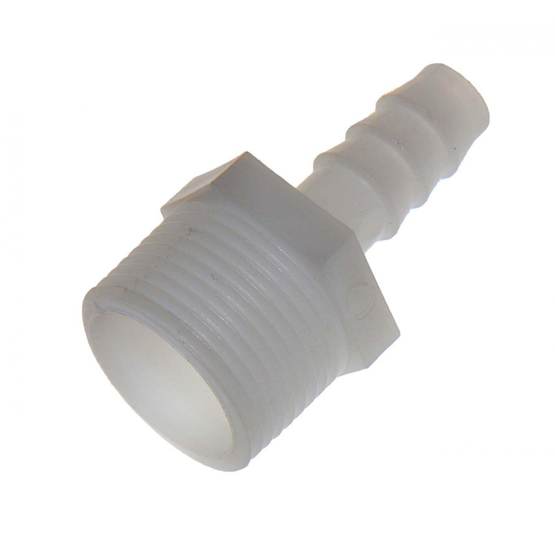 Штуцер 1/2  - шланг 10 мм