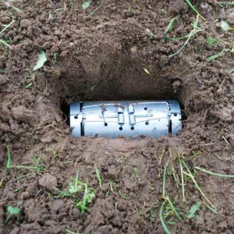 Кротоловка Mole Trap 1011