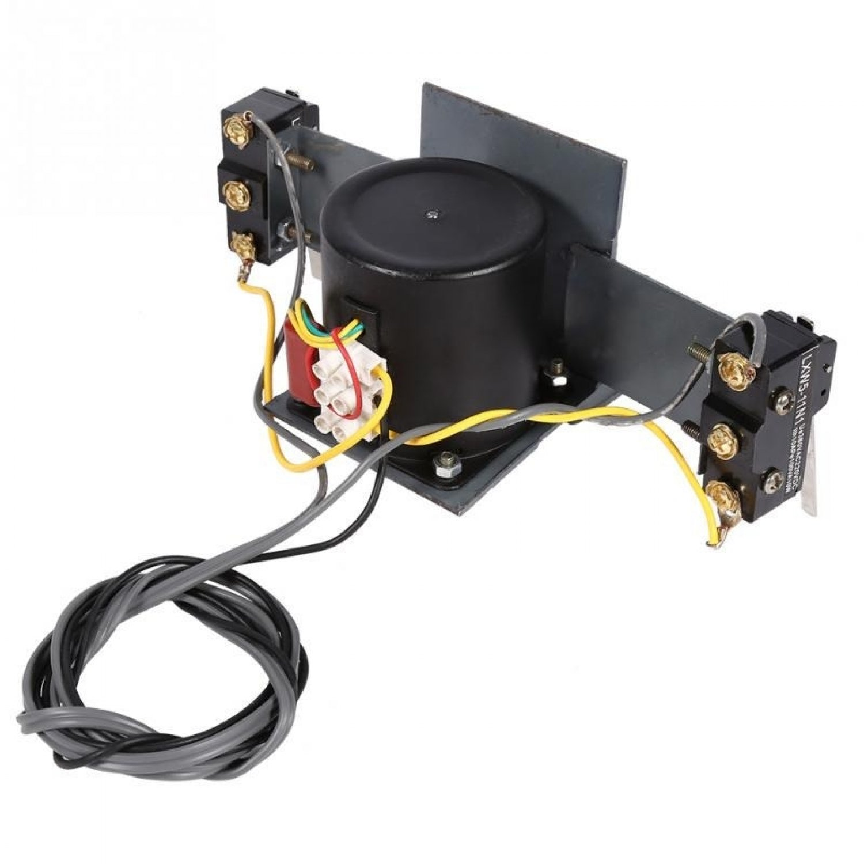 Мотор для инкубатора с концевиками 220В тип 2