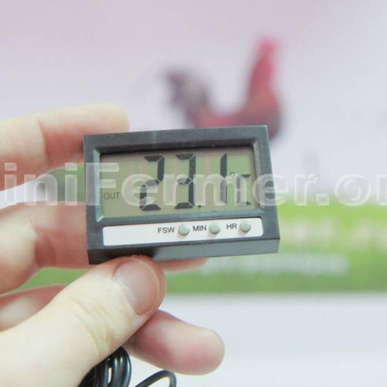 Цифровой термометр с выносным датчиком ТМ-2