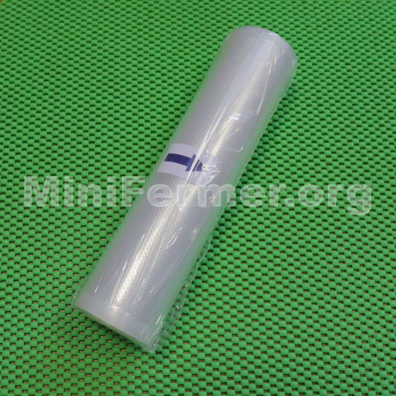 Упаковка для вакуумных машин. Рулон 20х500см Пакет для вакуумной упаковки продуктов.