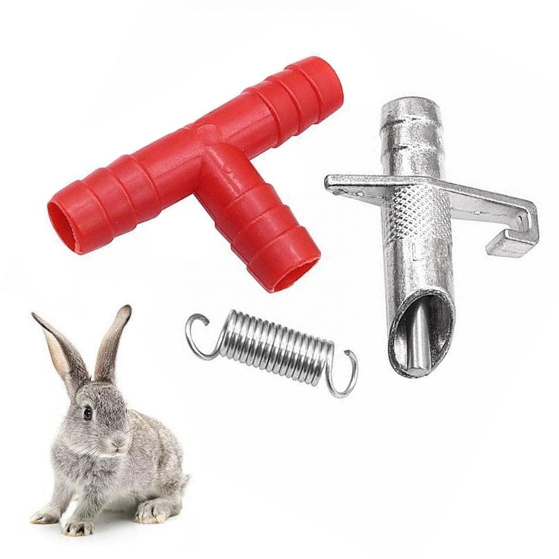 Ниппельная поилка для кроликов НП-4