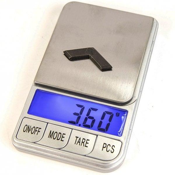Карманные весы электронные ВП-1