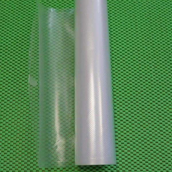 Упаковка для вакуумных машин. Рулон 25х500см Пакет для вакуумной упаковки продуктов.
