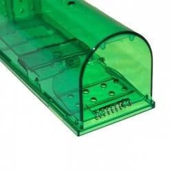 Комплект из 2 шт. мышеловка (живоловка) пластиковая