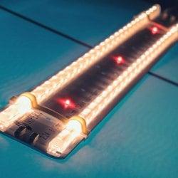 Линейная линза 100 см для smd модулей