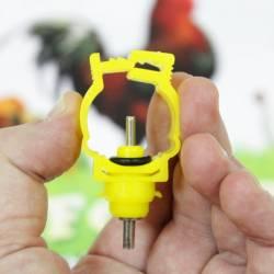 Ниппельная поилка для птиц НП-8