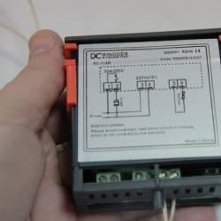 Терморегулятор Ringder-114m-30A