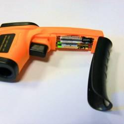 Пирометр инфракрасный для измерения температуры до 330 градусов