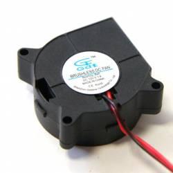 Вентилятор радиальный (центробежный) 40х40х20мм 12Вольт